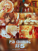 PSD COLORING #5 by BCaves