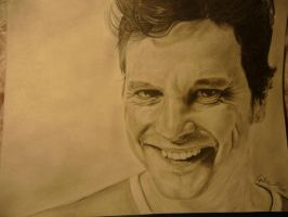 Colin Firth by y3nd0