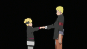 Naruto Passing of the Torch by Fu-reiji