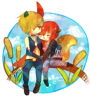 by your side by yu-nomii