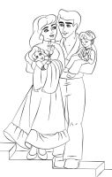 Request - Cinderella's Family by Paola-Tosca