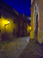 The Night Street by marrciano
