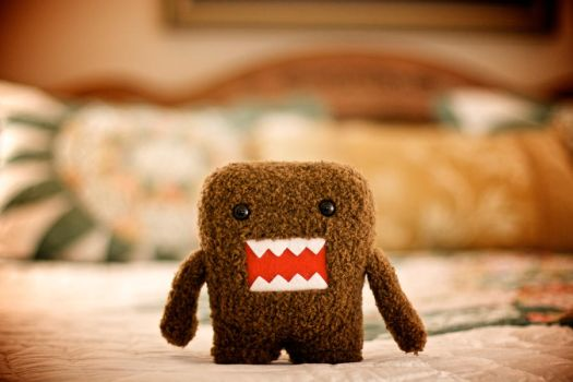 Domo Wallpaper HD by TheEdux98