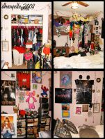 my room part 2 by Dhanyelle