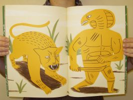 Nobrow 2: The Jungle by Teagle