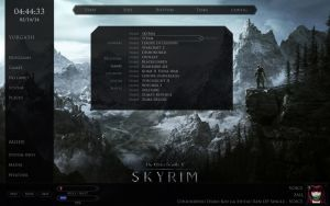 Skyrim Desktop WIP by yorgash