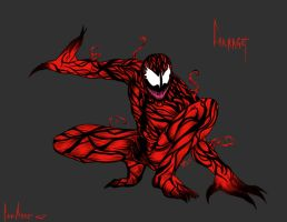 Carnage by sleepyoldvamp