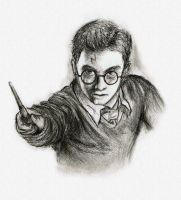 Harry Potter sketch by MakingPicsSlowly