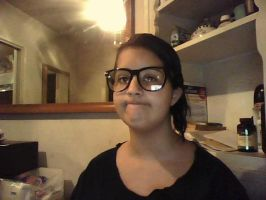 At Least I Look Like Skrillex by gALECsy