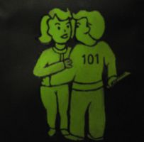 Fallout 3 Lady Killer Perk by paintmeaperfectworld