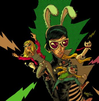 Milano Super Bunny by RalphNiese