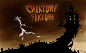 Creature Feature - Mansion by a-mime-in-a-box
