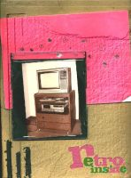 tv. vcr. -- retro-inside by fat-black-heart