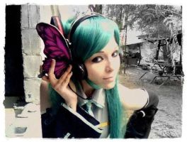 Hatsune Miku Cosplay by Nao-Dignity