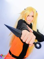 Believe It! [Fem!Naruto/Naruko Cosplay] by its-amihan