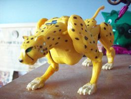 Cheetor in Beast Mode by Wolfgirl17591