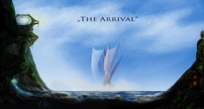 The Arrival by LowWater