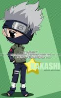 Naruto Collection: Kakashi by SkyeGuardian