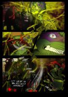 TMNT (fanmade) Same as it never was Aftershock _51 by FleshCreature