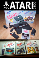 Atari 2800 - The Japanese 2600. by Atariboy2600