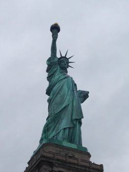 The Statue of Liberty by TheTrueAmericanGamer