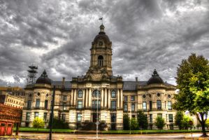 Old Courthouse by toddcarter