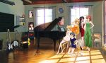 Music Room by Fizzypop50