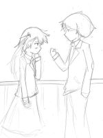 some random generic doodle about guy and a girl by netnavi20x5