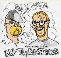 Myth Busters by Ronoa
