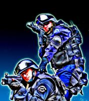 S.W.A.T by LEPAZO