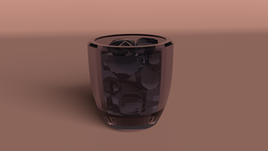 Glass (Blender) by TheHoboCouncil