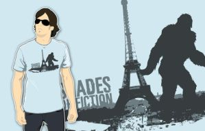 Shades of Fiction shirt 2 by mylkhead