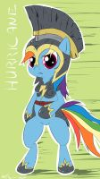 Commander Hurricane by Neko-me