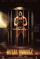 Royal Rumble 2014 ~ Poster by MhMd-Batista