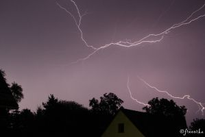 Lightning by freeorka