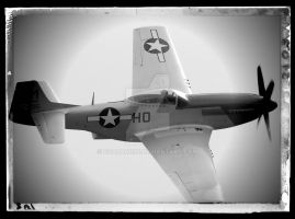P51 Mustang by Grabacr96