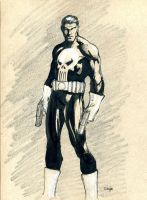 The Punisher by PhilipSasko