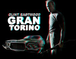Eastwood Anaglyph by Geosammy