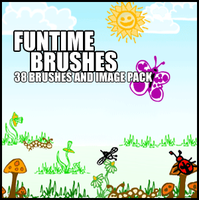 Funtime Brushes by simply-blah