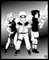 Team 7 by TenshiAkane