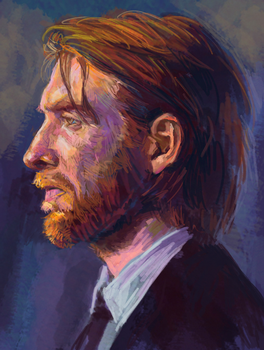 Domhnall 3 by jesterry