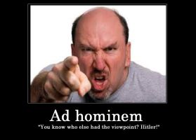 Ad Hominem by Chaser1992