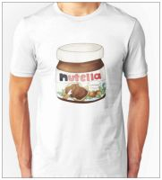 Nutella Love T-Shirt by SugarHit