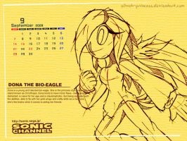 Sonic Channel Wallpaper D: by silvah-princess