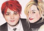 Gerard and Lyn-Z Way by UNTILitFADEStoBLACK