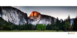 Half Dome II by Furiousxr