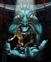 CerealGeek 7 -  Bravestarr vs Tex Hex by oICEMANo