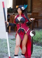 Litchi - Yaya Han 3 by BlackMesaNorth