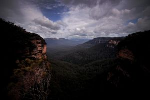 Jamison Valley by S-D-R