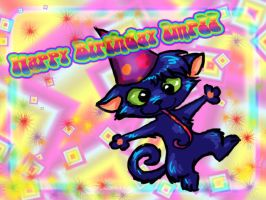 Happy Birtday Imp by BlackMage339